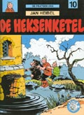 Cover Jan Heibel - De Heksenketel