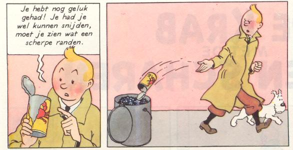 Error in Tintin (The Crab with the Golden Claws)