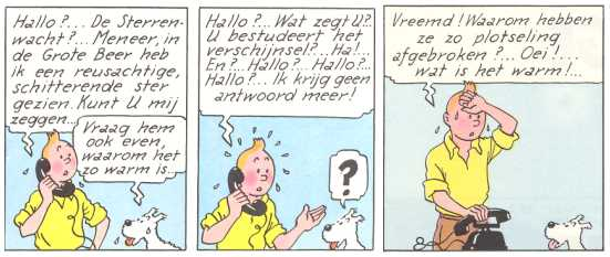 Error in Tintin (The Shooting Star)