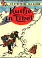 Cover Kuifje in Tibet
