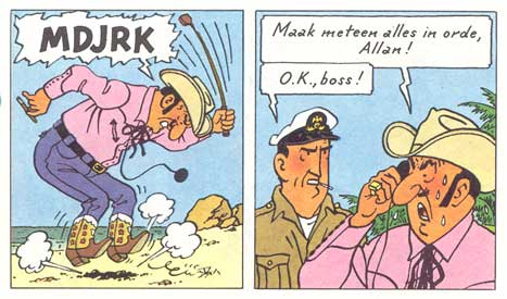 Error in Tintin (Flight 714)